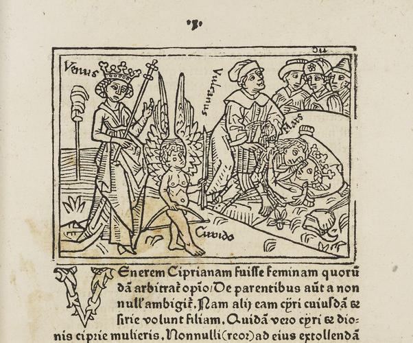 De claris mulieribus / Giovanni Boccaccio