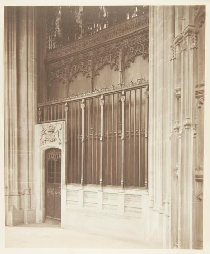 The Urswick Chantry, St George's Chapel, Windsor Castle