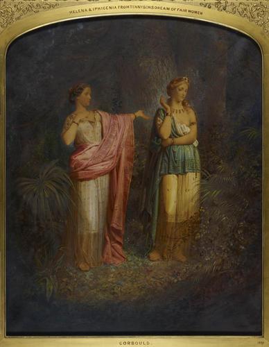 Helena and Iphigenia