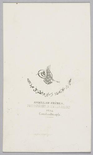Albert Edward, Prince of Wales, 27 May 1862
