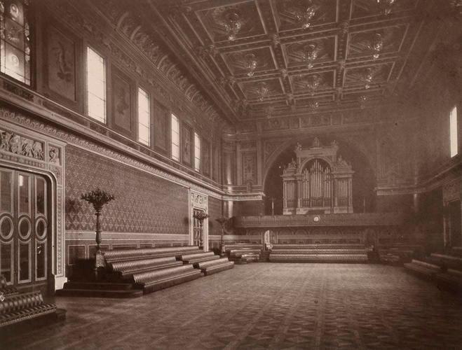 The Ballroom, Buckingham Palace