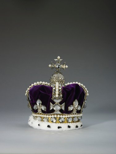 Mary of Modena's Crown of State