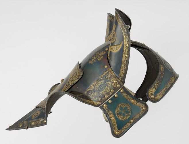 Master: Armour of Henry, Prince of Wales for the field, tourney, tilt and barriers