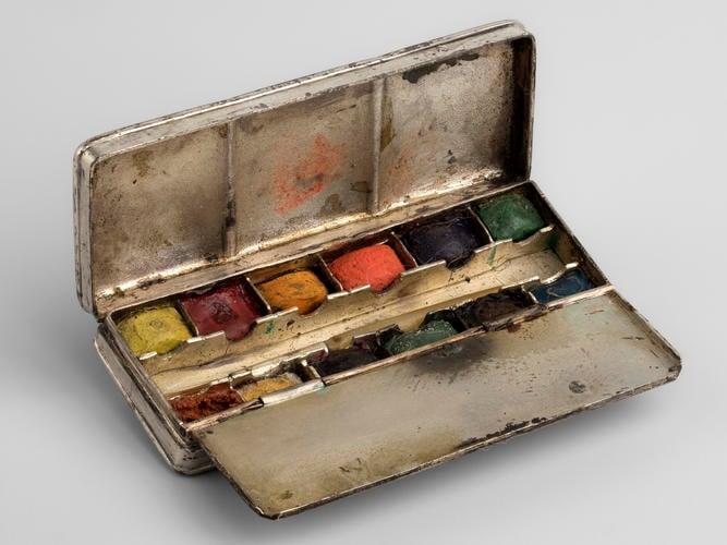 Master: Paint box
