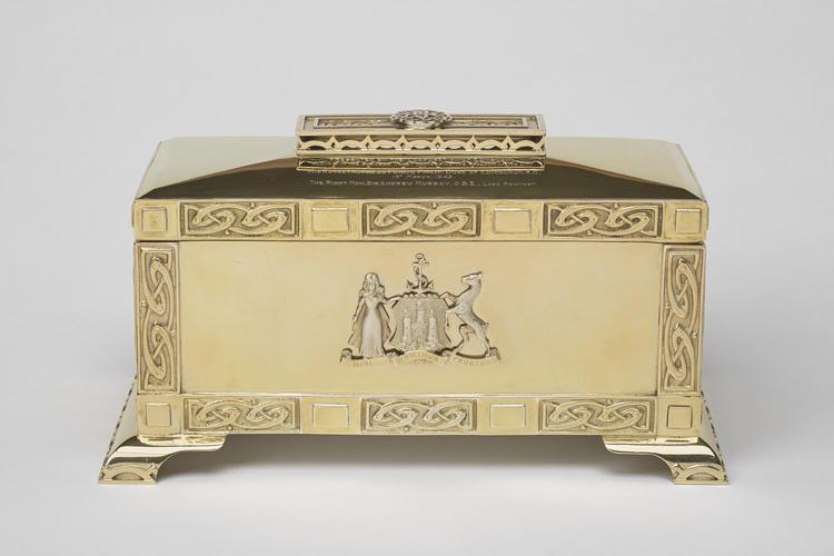 Freedom casket