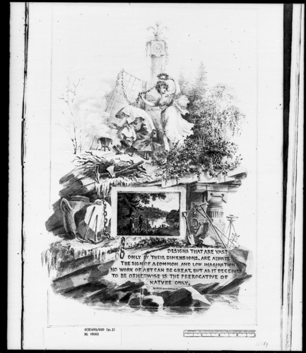 Designs for the Pavilion at Brighton: Frontispiece