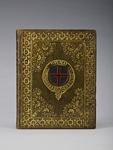 The Statute and ordinances of the moste noble order of St. George named the Garter reformed explained declared and renewed by the moste mightie moste excellent and most puissant prince Henry the eight