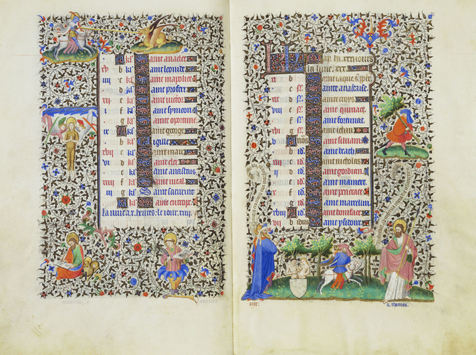 The Sobieski Book of Hours