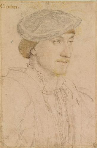 Edward Fiennes de Clinton, 9th Lord Clinton, 1st Earl of Lincoln (1512-1585)
