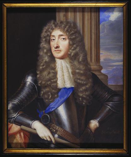 James II (1633-1701), when Duke of York