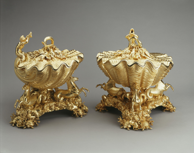 Tureens (part of The Grand Service)