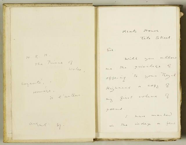 Poems / by Oscar Wilde