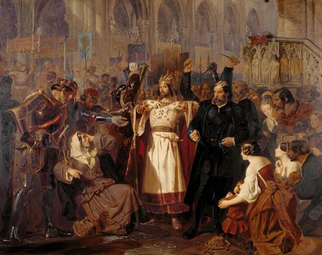 The Coronation scene from Meyerbeer's Le Prophete