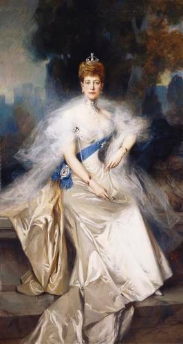 Queen Alexandra (1844-1925)