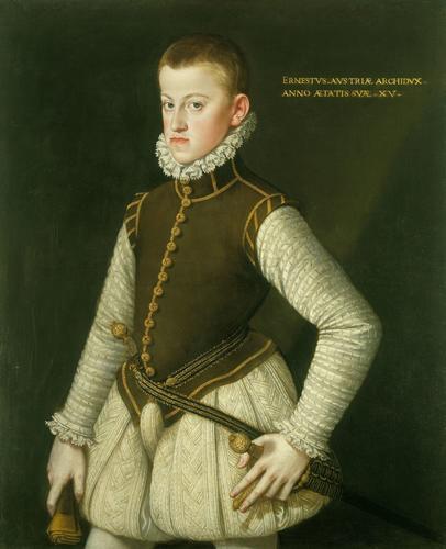 Archduke Ernest of Austria (1553-95)