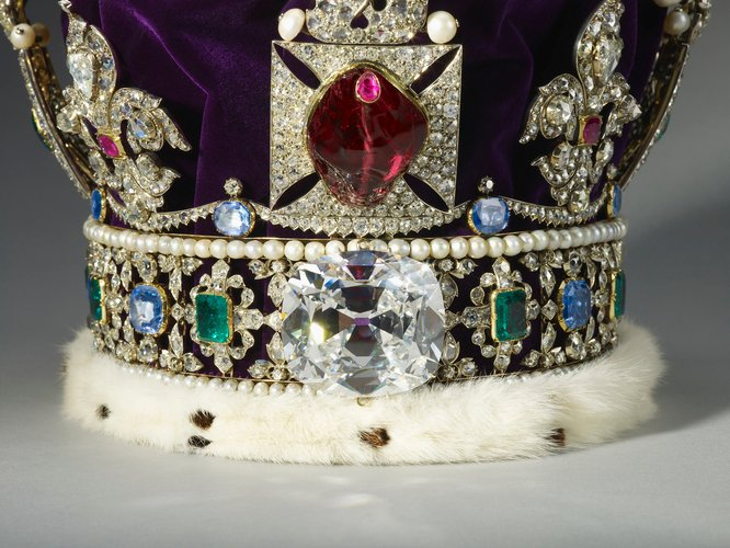 The Imperial State Crown