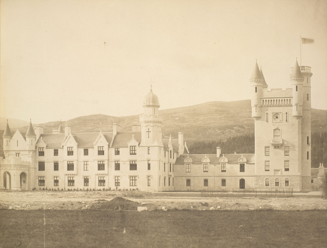 Balmoral Castle, South front