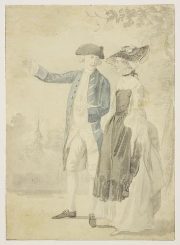 Mr and Mrs Thomas Sandby