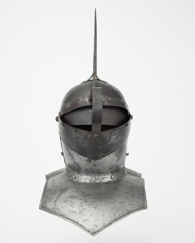 Funeral helmet