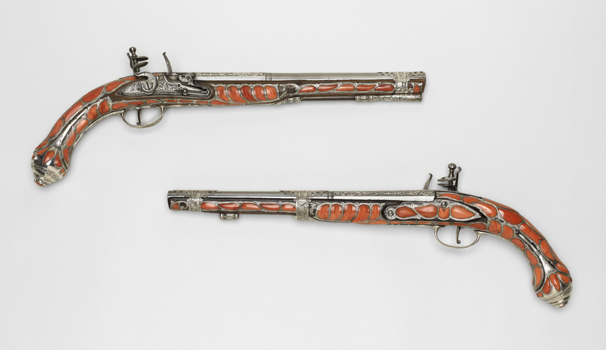 Pair of pistols