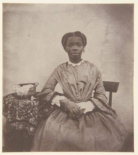 Sally [Sarah] Bonetta Forbes (c. 1843-80)