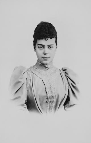 Grand Duchess Xenia Alexandrovna (1875-1960)