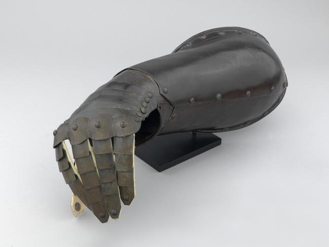 Master: Composite harquebusier?s armour