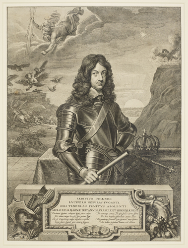 Charles II, after Diepenbecke