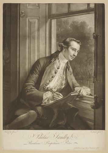 Paul Sandby, watercolour painter