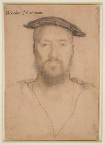 George Brooke, 9th Baron Cobham (c. 1497-1558)