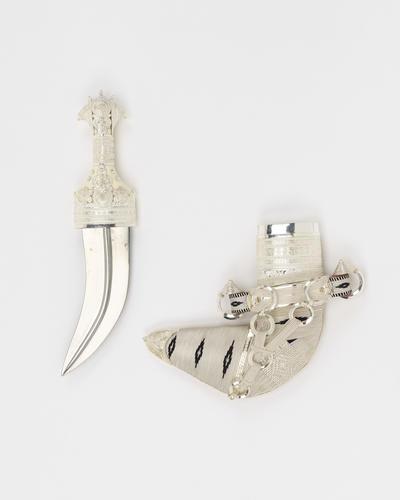 Master: Khanjar (Dagger)