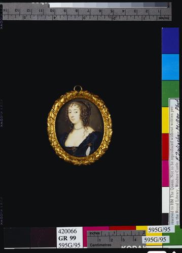 Margaret, Lady Tufton (1617-before 1657)