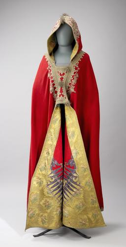Napoleon's Cloak (Burnous)