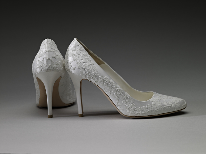 HRH The Duchess of Cambridge's Wedding Shoes