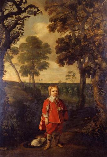 Jeffrey Hudson (1619-1682)