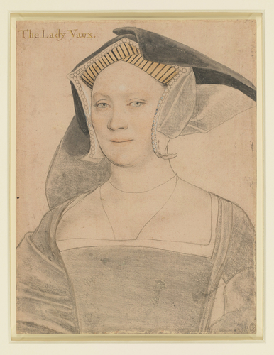 Elizabeth, Lady Vaux (1509-1556)
