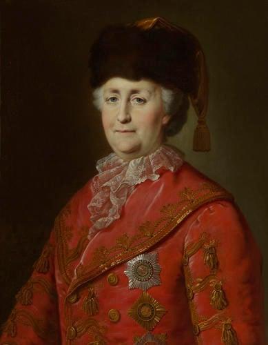 Catherine II, Empress of Russia (1729-96)