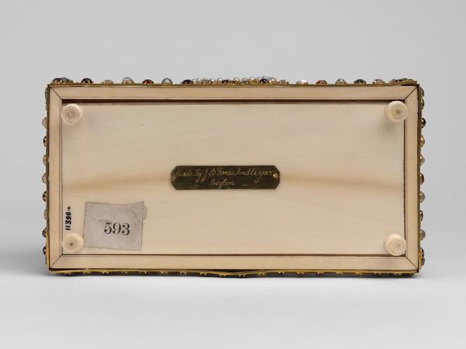 Master: Address casket Item: Box