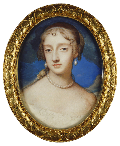 Frances Teresa Stuart, Duchess of Richmond (1647-1702)