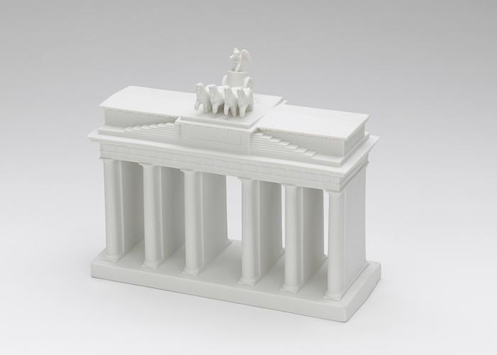Model of the Brandenburg Gate, Berlin