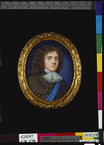 James Scott, Duke of Monmouth and Buccleuch (1649-1685)