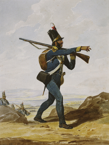 Portuguese Army. 20th Infantry Regiment, 1812
