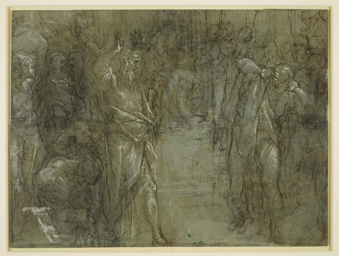 The Conversion of the Proconsul
