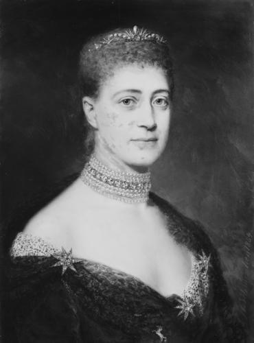 Princess Frederica of Hanover, Baroness von Pawel-Rammingen (1848-1926)