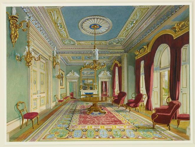 Osborne: the Council Room