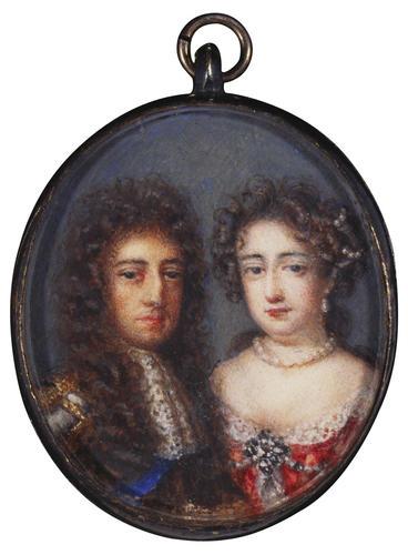 William III (1650-1702) and Mary II (1662-1694)