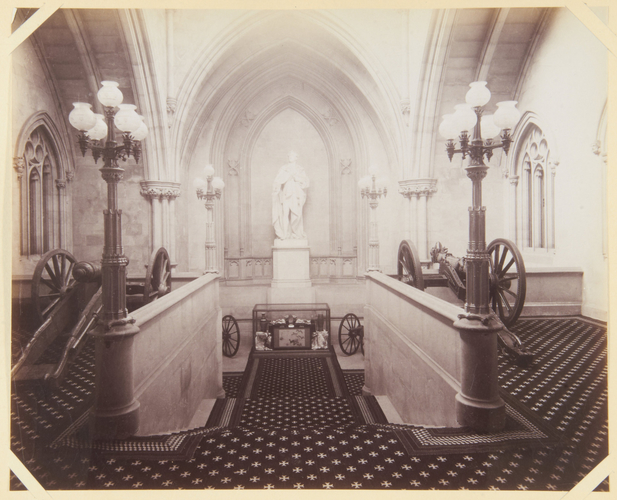 The Grand Staircase, Windsor Castle