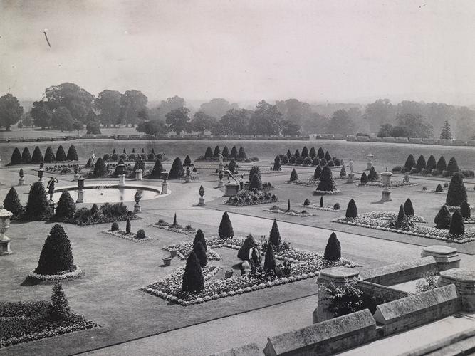 The East Terrace Garden, Windsor Castle