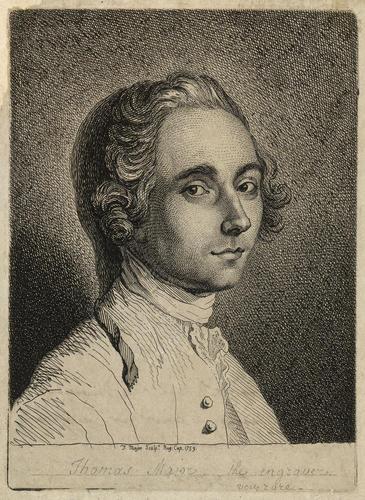 Thomas Major, engraver
