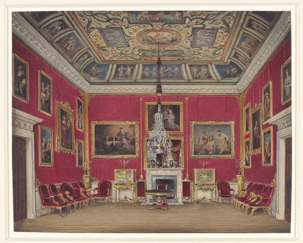 Buckingham House: The Second Drawing Room